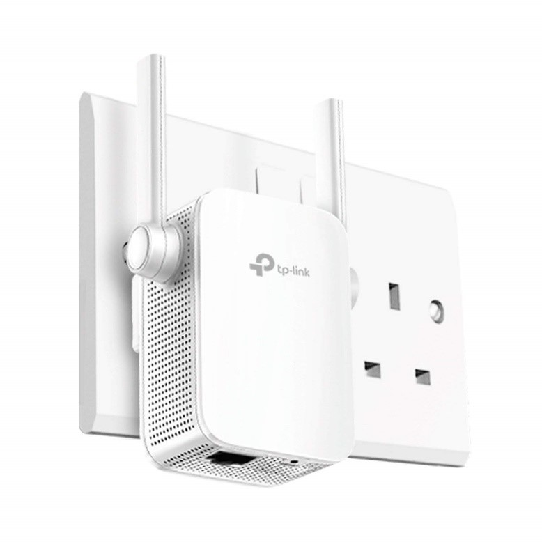 BT Dual-Band Wi-Fi Extender 1200