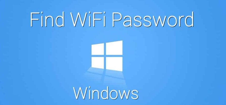 How to Find Password of Your WiFi Network