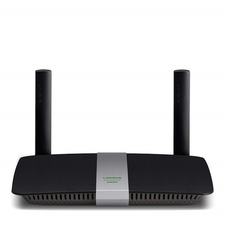LINKSYS EA6350 AC 1200 DUAL-BAND WIRELESS ROUTER