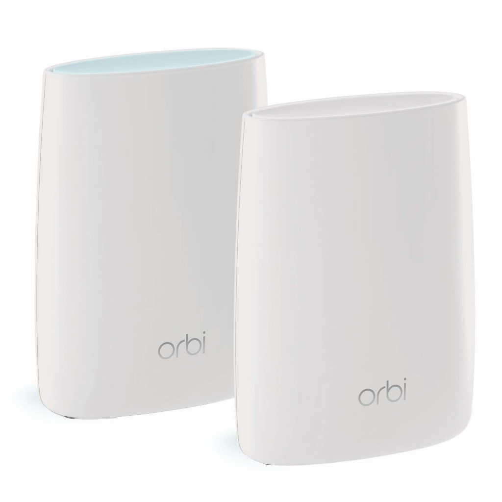 Netgear Orbi Ultra-Performance Whole Home Mesh Wi-Fi System AC3000 (RBK50)