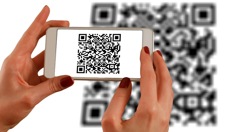 Scan WiFI QR Code