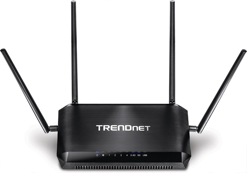 TRENDNET AC2600 MU-MIMO ROUTER