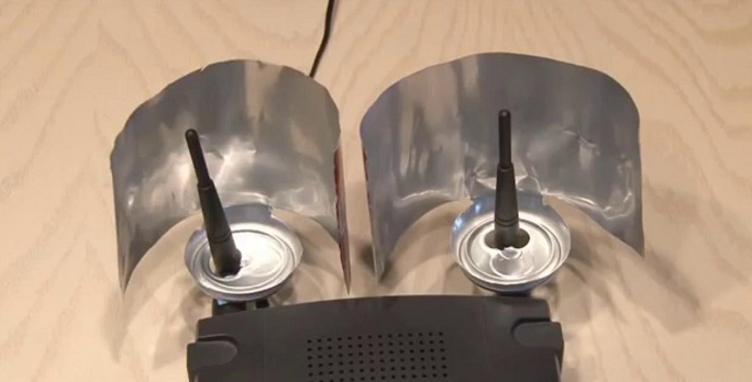 Use a Pop Can to Boost WiFi Signal