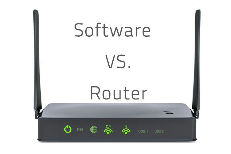 WiFi Hotspot Software or Router